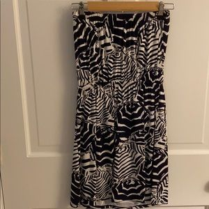 Lilly Pulitzer Windsor Strapless Pull On Dress